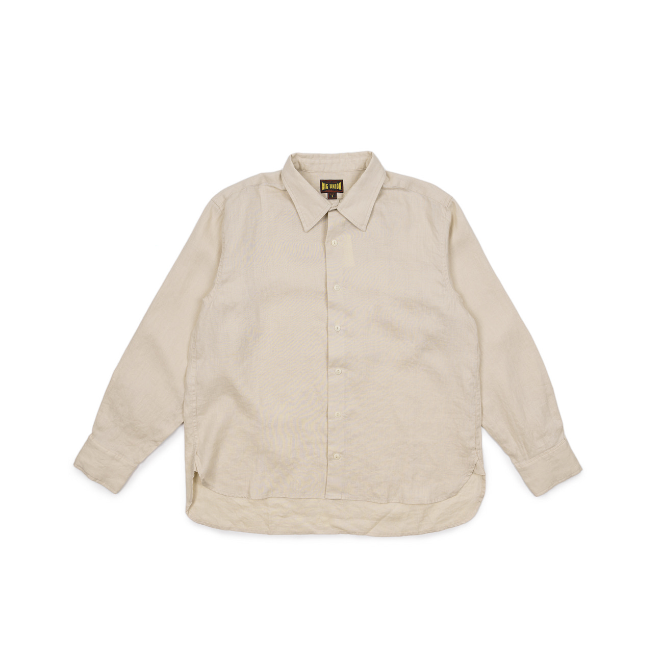 Cozy Linen Long Sleeve Shirt